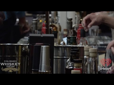 The 2018 Colorado Whiskey Tasting Festival: Powered by iHeartRadio and Powers Liquor Mart