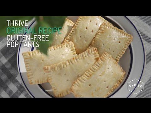 How to Make Gluten-Free Pop Tarts
