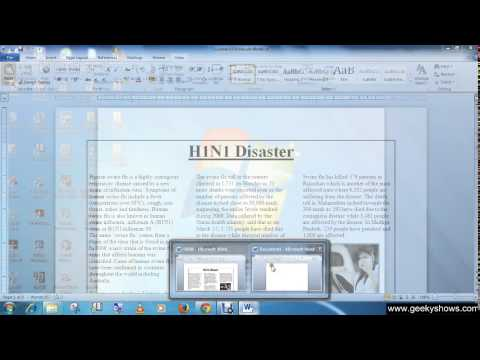Microsoft Office Word 2010 Closing a Document