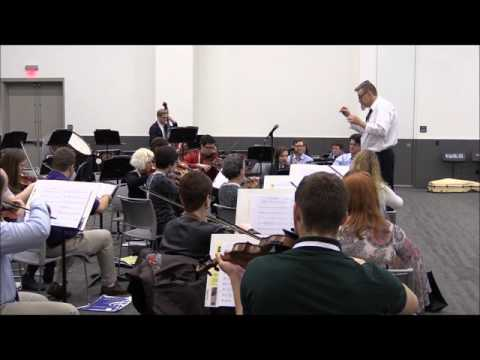 Fire in the Bow (Brian Balmages, Grade 2 String Orchestra #ST6402)