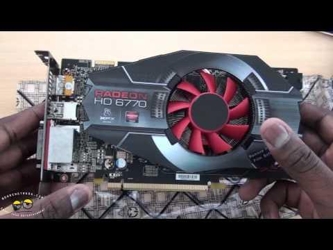 XFX  Radeon HD 6770 Review- Booredatwork