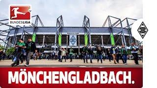 Spectacular Hyperlapse of Mönchengladbach's Borussia-Park