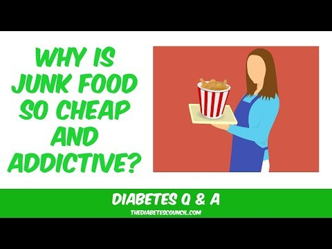 Why Does Junk Food Seem So Cheap?