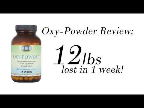 Oxy-Powder Review & Testimonial
