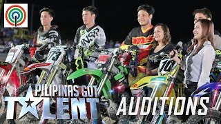 Pilipinas Got Talent Season 5 Auditions: UA Mindanao - Motocross Performers