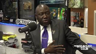 Attorney Benjamin Crump Discusses Hypocrisy Of The Judicial System In His New Book