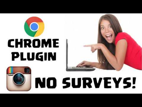 Instagram Private Profile Viewer Chrome Plugin | Must See! |100% Working No Survey