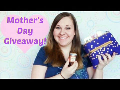 Mother's Day Giveaway! {closed}