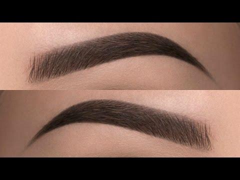 Easy Eyebrow Tutorial For Beginners Using Pencil & Eyeshadow || Best Eyebrow Pencil