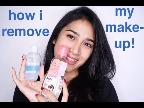 Cara Membersihkan Makeup   HOW I REMOVE MY MAKEUP (bahasa indonesia)