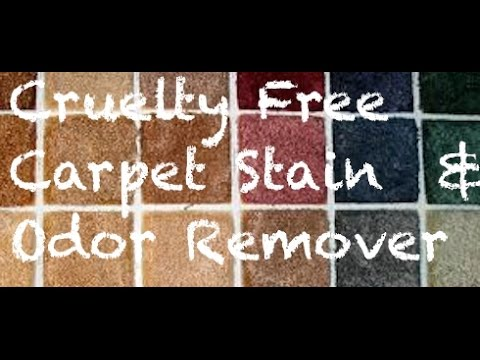 Review: Natural Earth Friendly  Stain & Odor Remover for Carpets,Laundry Formaldehyde