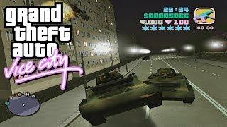 GTA: VC - Criminal Russia Beta 2 - Tank Madness (Gameplay)