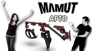 Mamut VR Touch Grip Demo - Oculus Rift