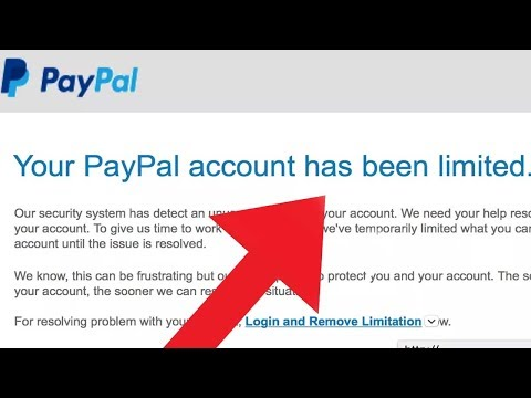 PayPal Account Suspended - Solution?