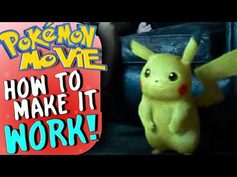 Live-Action Pokémon Movie Could Actually be Amazing — Nintendo Week | Gamnesia
