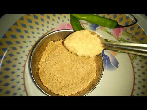 Green chilly powder|home made green chilly powder|how to make green chilly powder at home