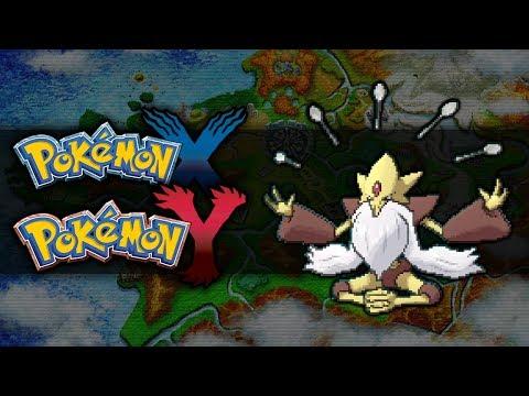 Pokemon X and Y | How To Get Mega Alakazam