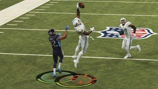 Madden 19 Ultimate Team - 1 Handed Interception! MUT 19 Gameplay