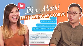Married Couples React To Their First Dating App Conversation | ZULA Perspectives | EP 4