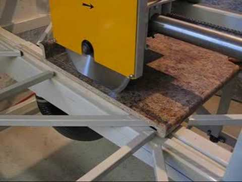 countertop saw machine