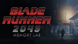 Blade Runner 2049: Memory Lab Trailer