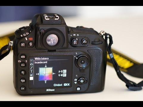 White Balance Setting for Mixed Lighting - Part 1