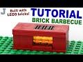 LEGO Brick Barbecue Tutorial