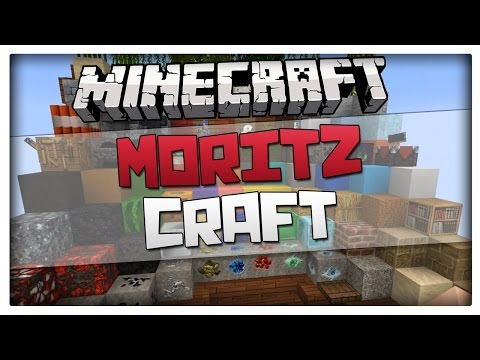 Minecraft Resource Pack - MoritzCraft Mixpack Texture Pack - Minecraft 1.8.3 / 1.8 / 1.7