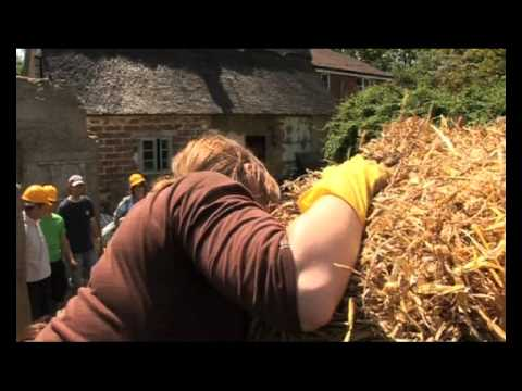 Cob Building/ earth building course with Edwards Eco Building