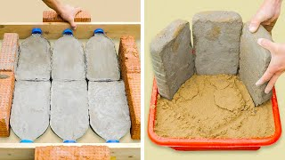 SUPER CEMENT CRAFTS you'll fall in love with    Repair and create wisely
