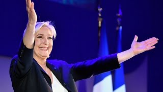 How Marine Le Pen Took Control of the Far Right