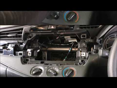 Android Based OE Replacement System for Toyota Innova Crysta / New Fortuner