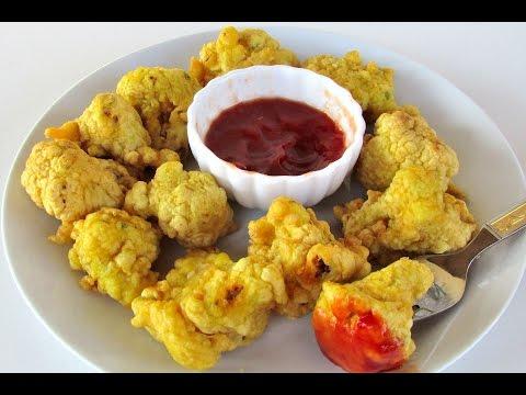 CRISPY CAULIFLOWER   Fried Easy Recipe