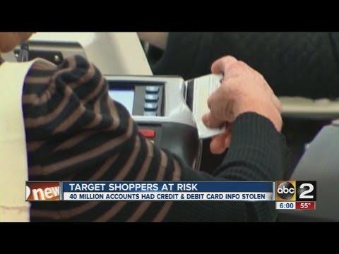 TARGET CREDIT CARD HACK: Expert Discusses Risk