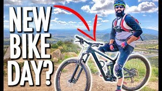 Should I go 29er? | My First Ride on the New Canyon Strive