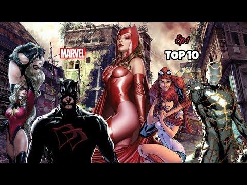 Top 10 MUST READ Marvel comics (Part 1)