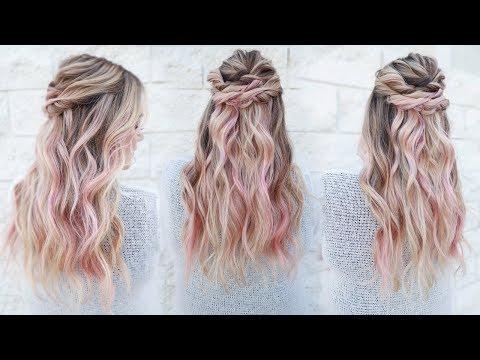 Pastel Pink Summer Hair Color | Pulp Riot