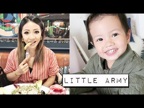 MY TWO YEAR OLD LOVES BTS + HOW I BEAT BLOATING