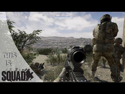 SQUAD - REALISTIC WAR GAME - LIVE!