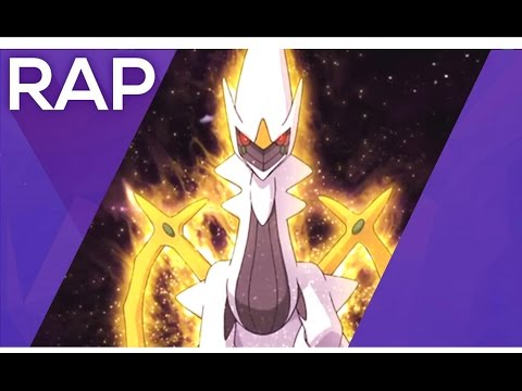 Rap de Arceus EN ESPAÑOL (Pokemon) - Shisui :D - Rap tributo n° 47