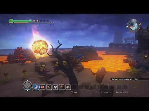 Let's Play Dragon Quest Builders 29: Castle Crashers
