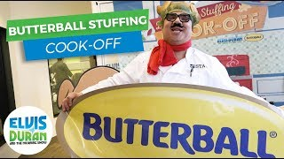 Our Annual Butterball Stuffing Cook-Off | Elvis Duran Exclusive