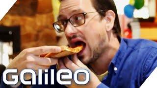 25 Jahre nur Pizza essen!? Wie (un)gesund ist das?   Galileo   ProSieben