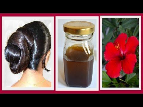 Hibiscus Homemade Hair Oil for Hair ReGrowth/Remove Dandruff/Thick Hair/Reduce Hair Fall/Black Hair