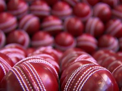 Cricket Ball - How Do They Do It?