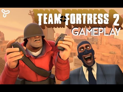 Team Fortress 2 - Spy & Soldier Madness! [With Commentary]