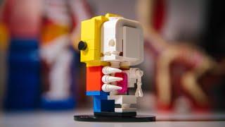 LEGO BrickHeadz Anatomy Custom Figure!