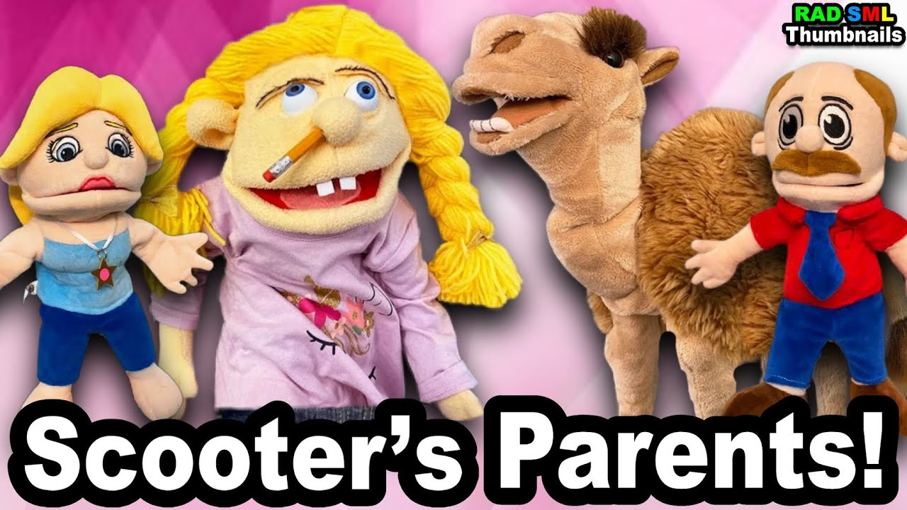 SML Movie: Scooter's Parents!