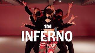 Sub Urban & Bella Poarch - INFERNO / Woonha Choreography