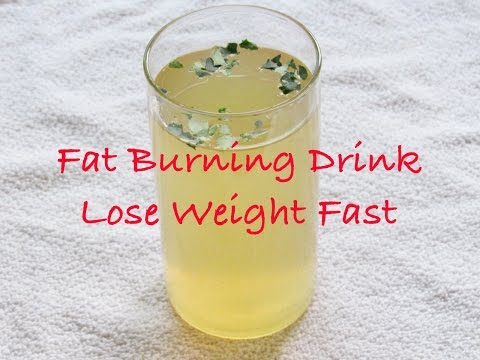 How To Lose Weight Fast - 5 KG | Fat Burning Drink | Fat Cutter Drink - Cumin Water For Weight Loss